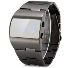 G1230 Popular LED Sports Watch in black